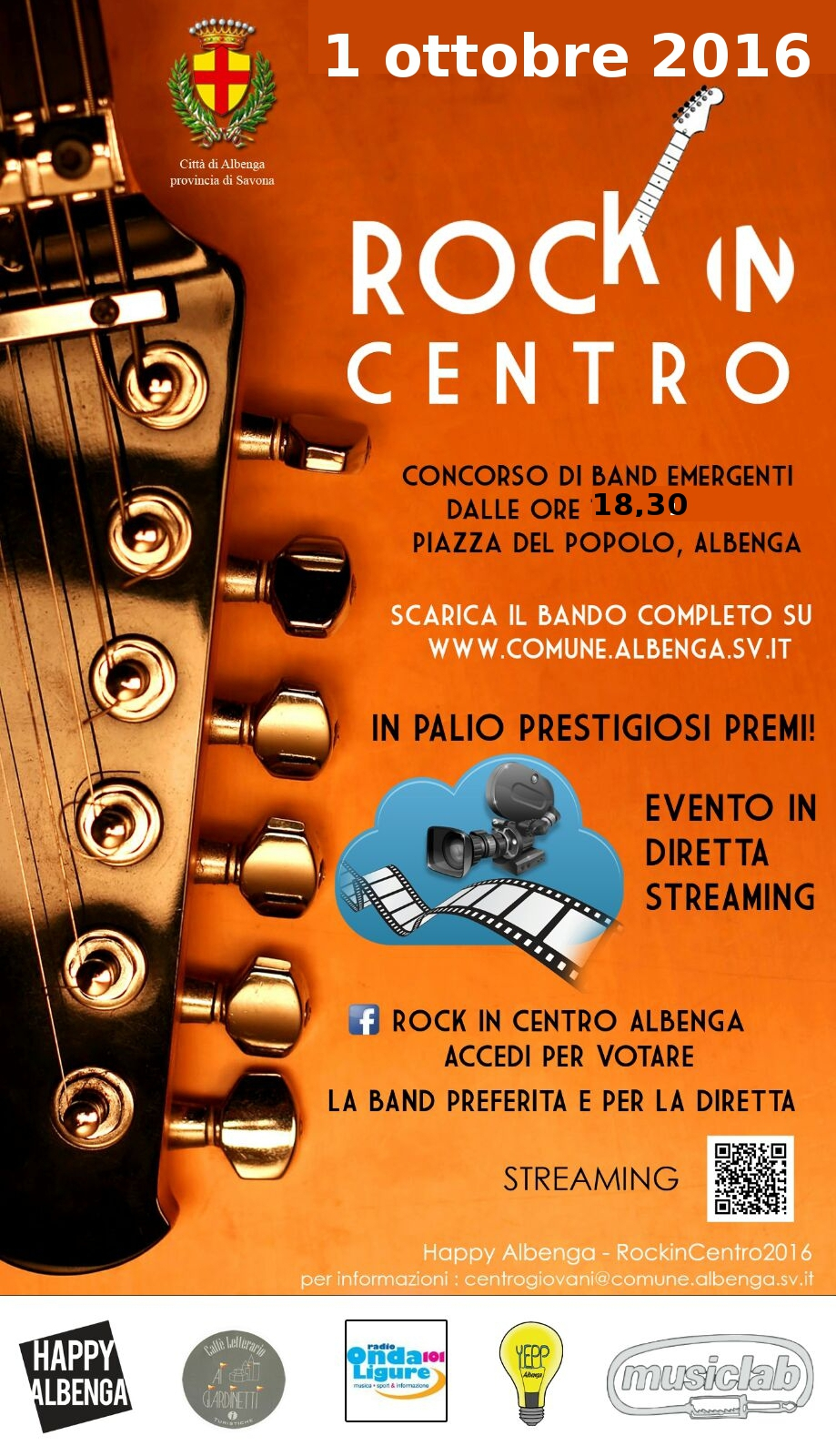 Rock in centro 2016